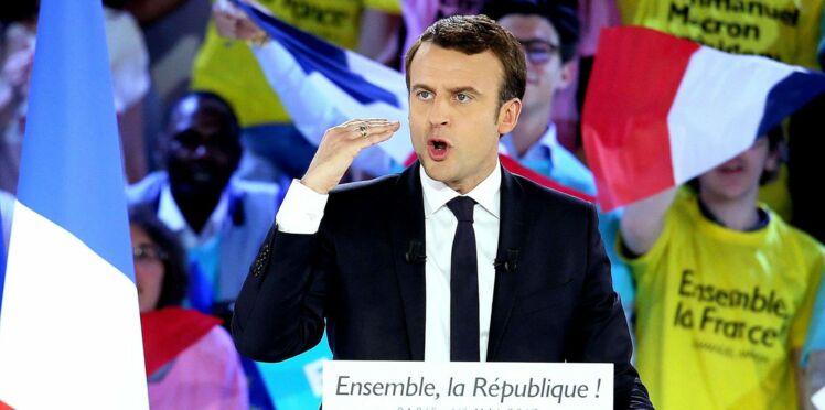 Pas d'enfants lui reproche Jean-Marie Le Pen ? La jolie réponse d'Emmanuel Macron