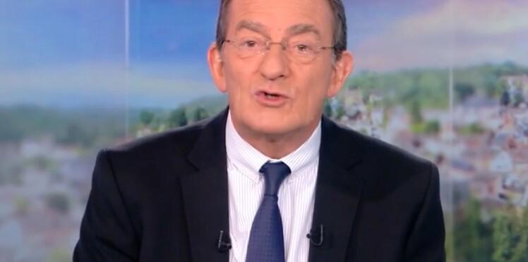 Jean-Pierre Pernaut adresse un tendre message à son fils Olivier pendant le JT