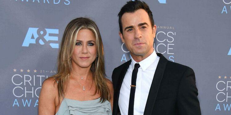 Jennifer Aniston et Justin Theroux divorcent