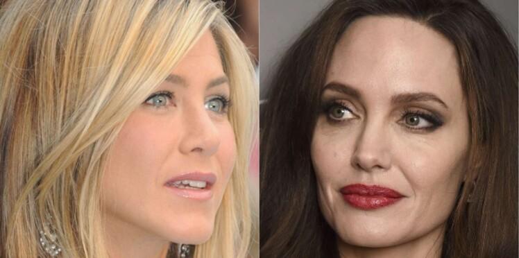 Jennifer Aniston et Angelina Jolie bientôt réunies aux Golden Globes