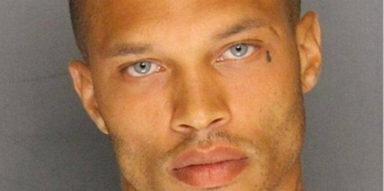 """Jeremy Meeks, le """"prisonnier beau gosse"""" : de détenu à mannequin"""