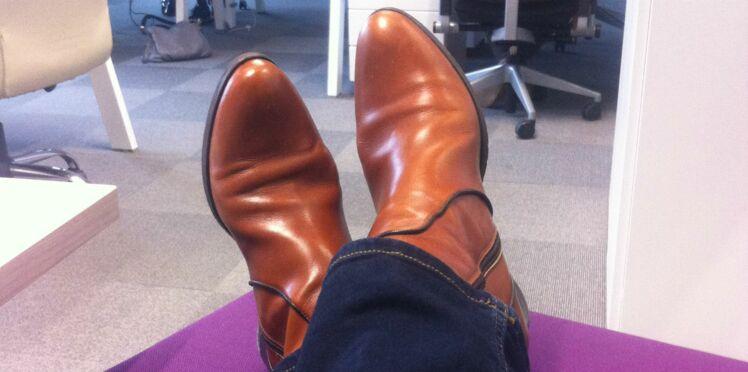 Je porte des boots camel, #jesuisunefemmeactuelle
