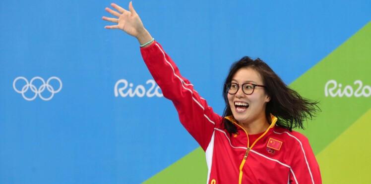 JO : la nageuse Fu Yuanhui brise le tabou des règles