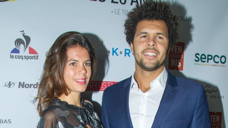 Photos - Jo-Wilfried Tsonga : qui est sa femme, Noura El Swekh ?
