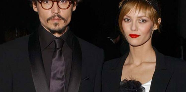 "Johnny Depp : ""J'aime Vanessa autant qu'avant"""