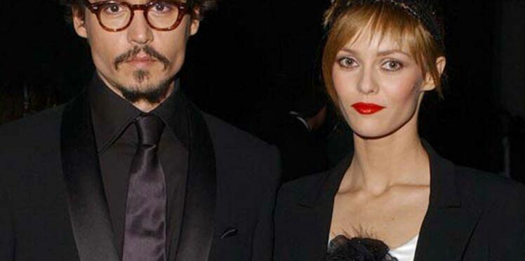 Johnny Depp parle enfin longuement de sa rupture avec Vanessa Paradis