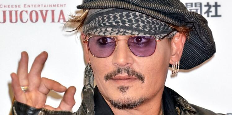 Johnny Depp, menteur et ruiné d'après ses agents