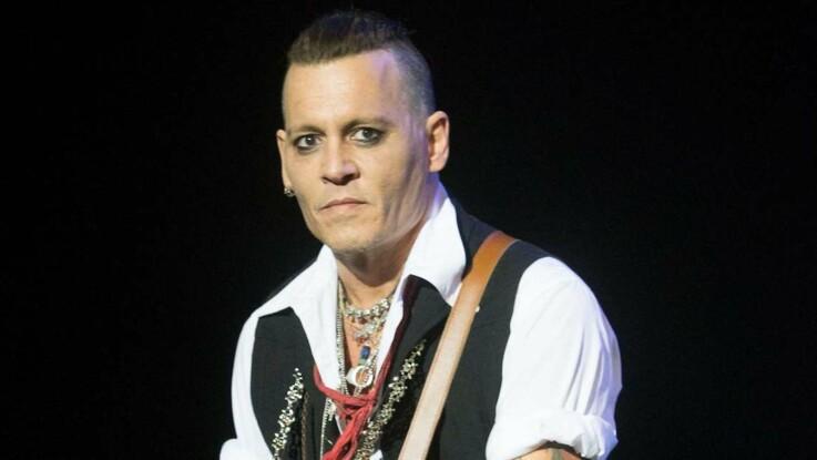 Photo - Johnny Depp, très amaigri, inquiète les internautes