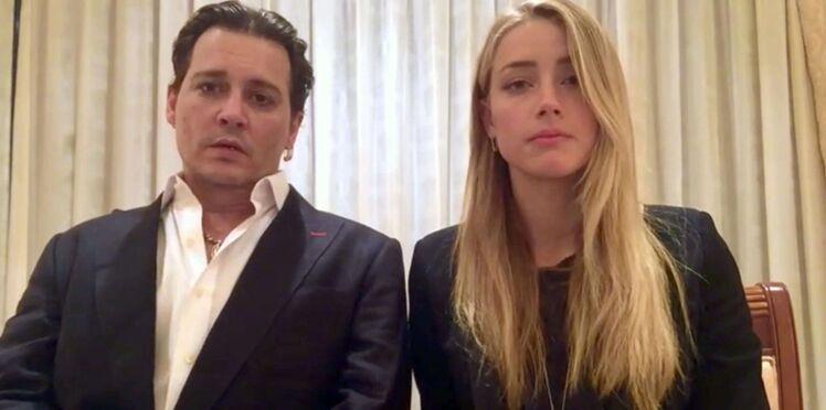 Johnny Depp, violent avec Amber Heard : des documents le prouvent