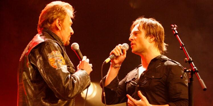 Photo - Johnny Hallyday adresse un tendre message à son fils David pour ses 51 ans