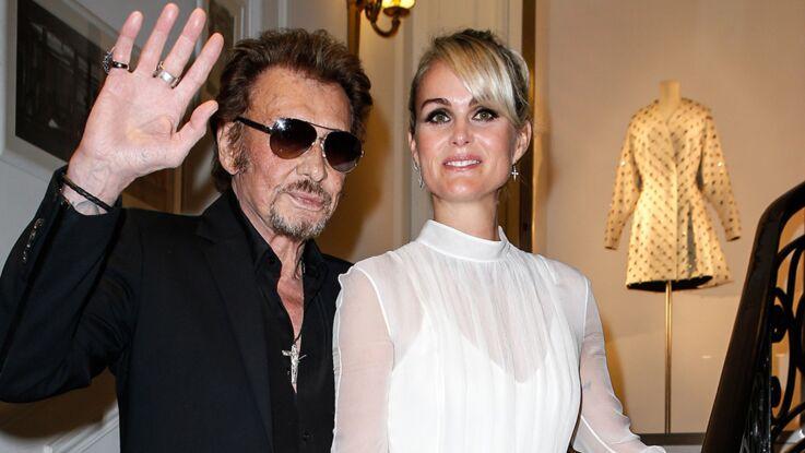"""Quand Johnny Hallyday anticipait l'acharnement contre sa femme : """"Laeticia va prendre des seaux de merde"""""""