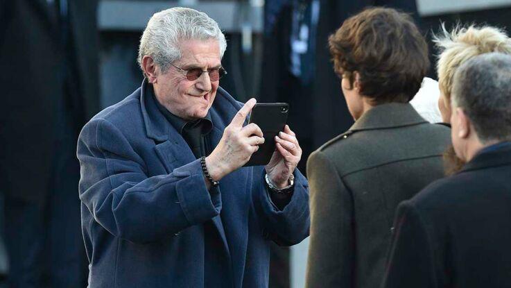 Johnny Hallyday : Claude Lelouch explique pourquoi il a filmé l'hommage de la Madeleine