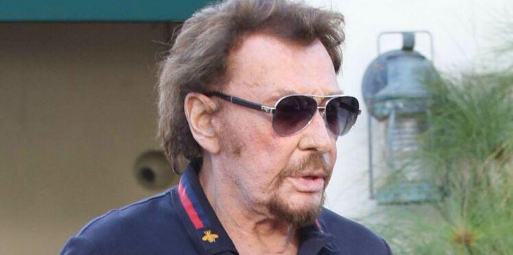 Johnny Hallyday donne de ses nouvelles après son hospitalisation