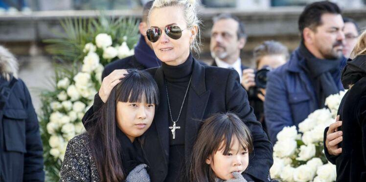 Jade et Joy, les filles de Johnny Hallyday, moquées par leurs camarades, ont vécu un calvaire