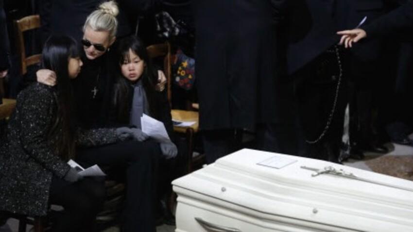 Hommage à Johnny Hallyday: Laeticia reste forte pour ses filles