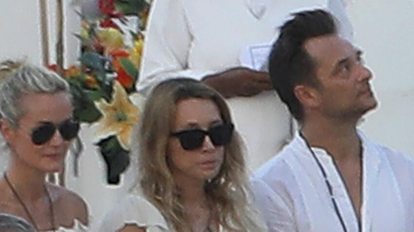 Johnny Hallyday : Laeticia se serait expliquée avec David et Laura avant l'enterrement
