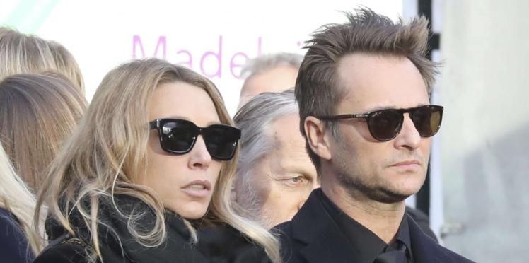 Johnny Hallyday : Laura Smet et David Hallyday ont préféré ne pas prendre l'avion pour Saint-Barth avec Laeticia