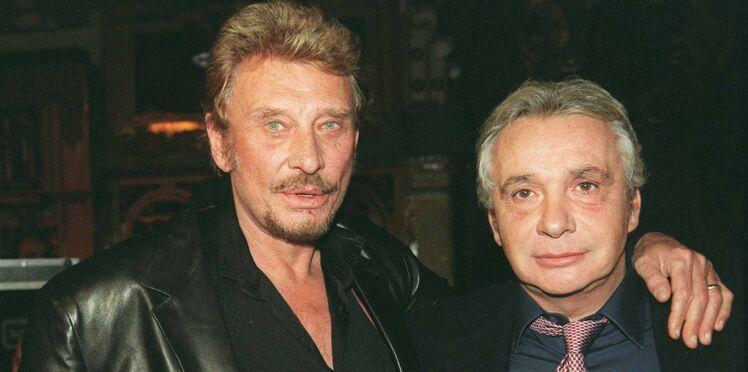 Johnny Hallyday et Michel Sardou en froid : Jean-Claude Camus révèle la raison de leur dispute