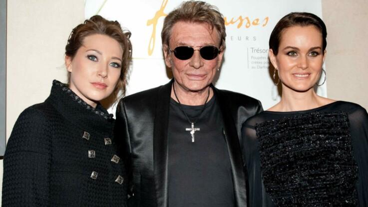 Johnny Hallyday obligé de voir sa fille Laura en cachette à cause de Laeticia