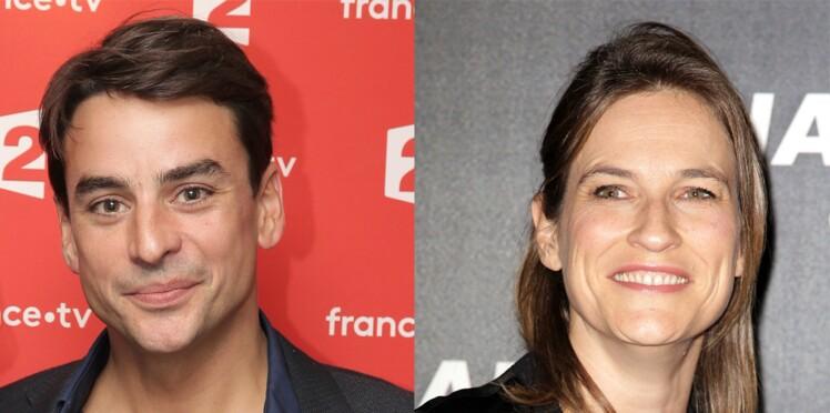 """Julian Bugier évoque le """"couple moderne"""" qu'il forme avec son épouse Claire Fournier"""