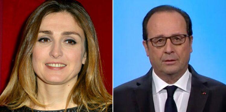 Julie Gayet et François Hollande séparés d'après leurs proches