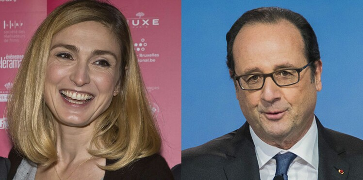 Photos: Julie Gayet et François Hollande très complices à la Lanterne, se marieraient cet été