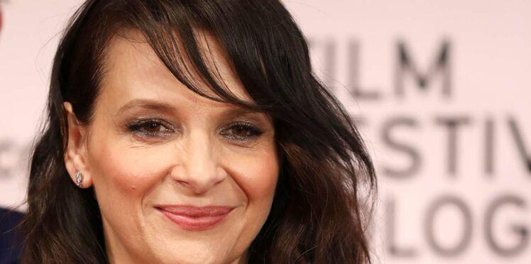 """Juliette Binoche à propos d'Harvey Weinstein: """"Je l'ai vu pleurer parce qu'il se sentait honteux"""""""