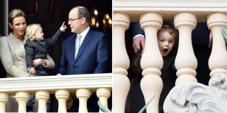 PHOTOS - Les jumeaux de Monaco Jacques et Gabriella ont bien grandi !