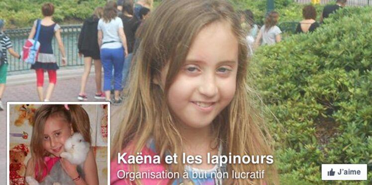 Grâce à l'élan de solidarité, Kaena a été opérée d'une tumeur au cerveau