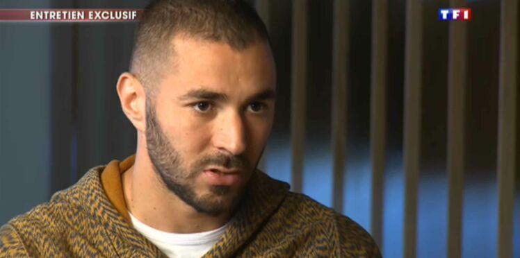 Sextape de Valbuena : Benzema moqué sur internet après son interview sur TF1