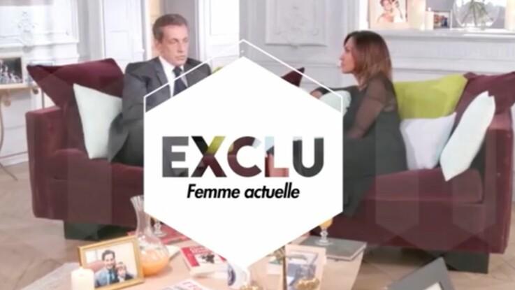 """Exclu : Nicolas Sarkozy à Karine Le Marchand : """"Ce jour-là, j'ai eu vraiment peur"""""""