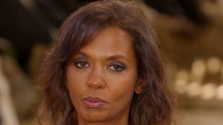 Vidéo exclu - L'amour est dans le pré 13 : Karine Le Marchand fond en larmes avec Aude
