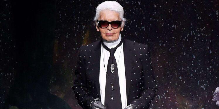 Karl Lagerfeld, premier fan de Brigitte Macron