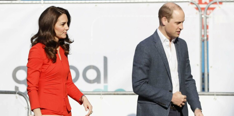 Kate et William : de l'eau dans le gaz entre eux suite à l'escapade solitaire de William