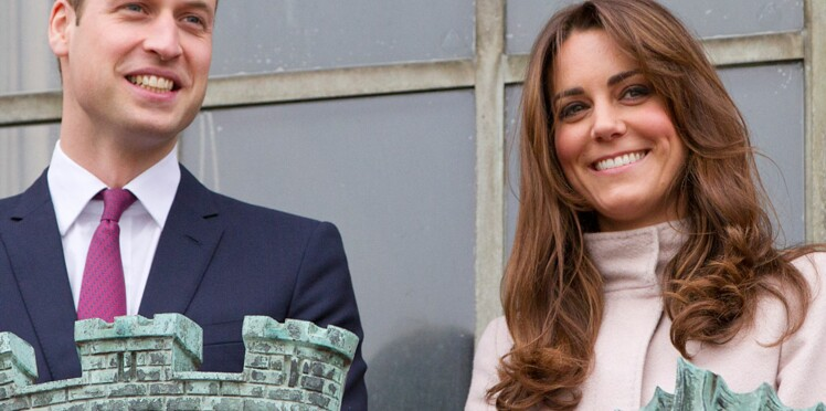 Un bébé (enfin!) pour Kate Middleton et William