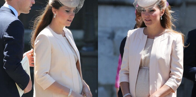 Kate Middleton : accouchement imminent !