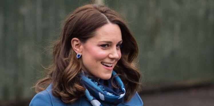 Kate Middleton coupe ses cheveux pour la bonne cause