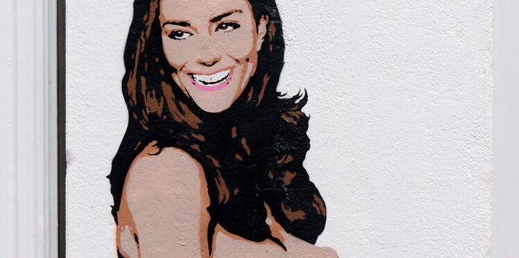Kate Middleton nue et enceinte dans les rues de Londres