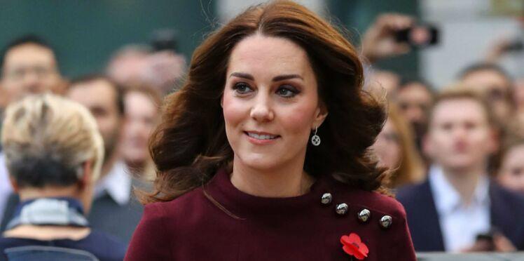 Kate Middleton, enceinte, va de nouveau pouvoir accompagner George à l'école