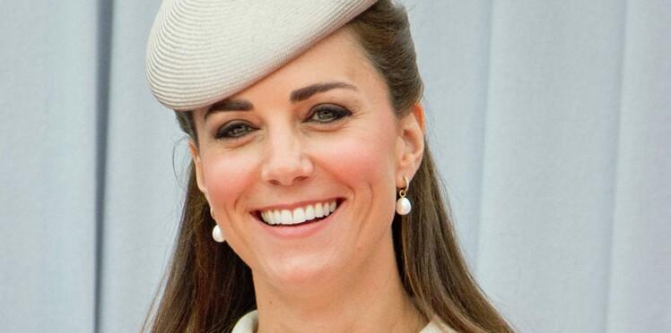 Kate Middleton enceinte de son deuxième enfant !