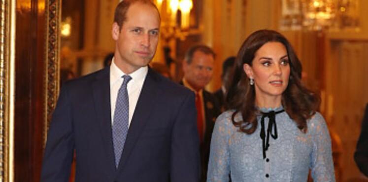 Kate Middleton enceinte : pourquoi sa robe fait-elle jaser ?