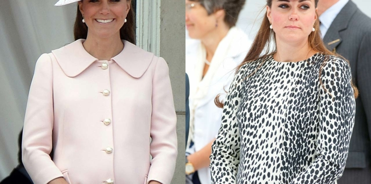 Kate Middleton : ENFIN à la maternité !