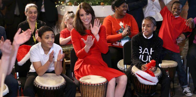 Kate Middleton, engagée pour la santé mentale des enfants