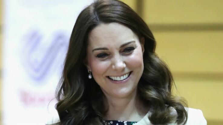Kate Middleton : découvrez comment la jeune maman recycle les vêtements de ses enfants