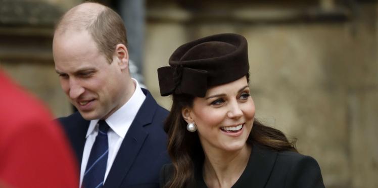 Kate Middleton : le prince William gaffe sur le sexe du bébé à quelques jours de l'accouchement