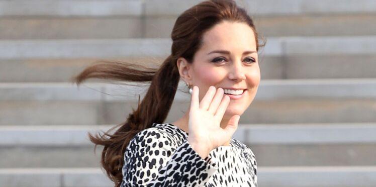 Kate Middleton : les Anglais dévoilent le prénom du royal baby numéro 2 !