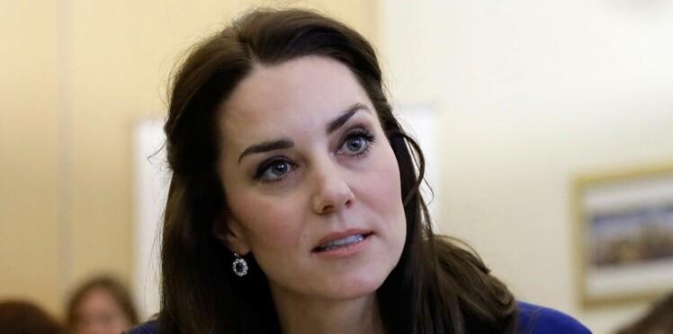 Photos - Kate Middleton : le mystère des pansements autour de ses doigts (tristement) résolu ?