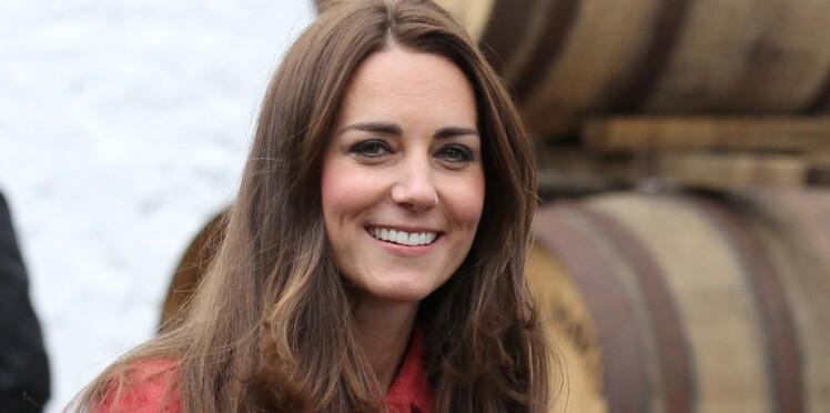 Kate Middleton : premières photos de sa nouvelle grossesse !