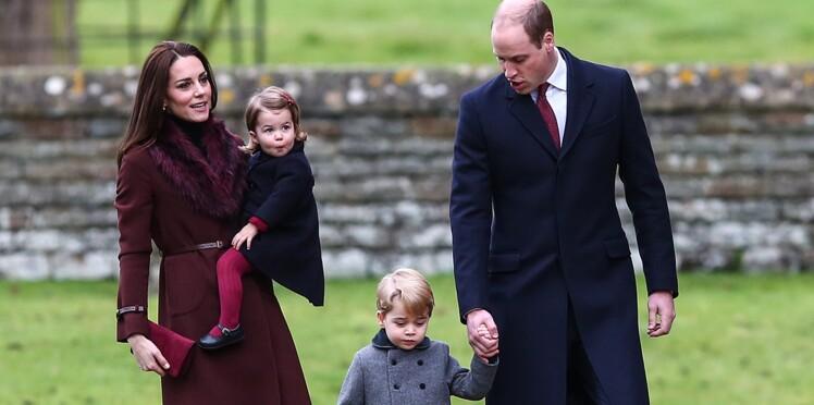 Kate Middleton et le prince William : un déménagement en vue pour George ?