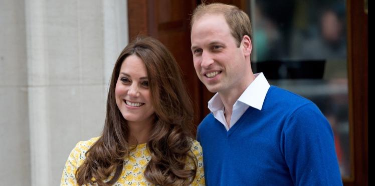 Kate Middleton et le prince William ont donné naissance à leur troisième enfant